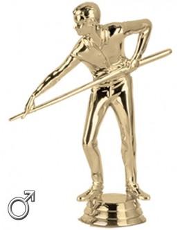 Figurina 407 Jucator biliard
